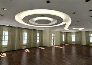 4 curved gypsum ceiling designs for living room 2015 for Gypsum ceiling designs for living room