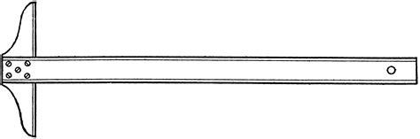 regular fixed head  square clipart