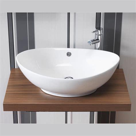 QX Helena 595 x 375mm Round Vanity Basin - QX from Amazing ...