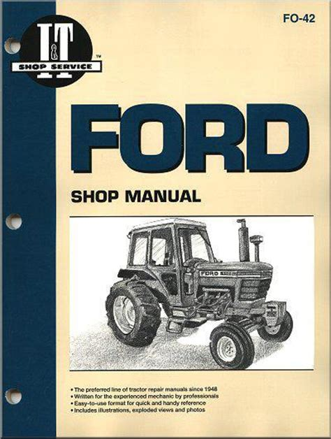 ford  holland petrol diesel farm tractor owners