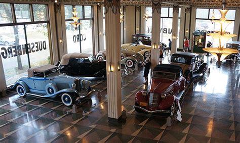 classic car museums   united states  dream car