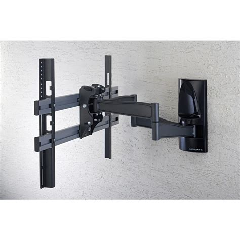 support tv motorise mural support mural tv angle