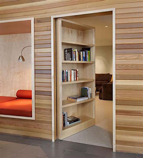 inspiring houses with secret rooms and passageways photo book storage secret room ideas