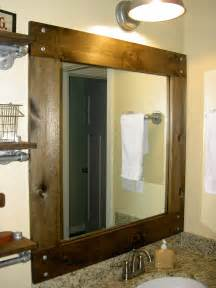 framed bathroom mirror ideas chapman place framed bathroom mirror