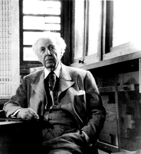 Frank Lloyd Wright · Architecture & Design Visual