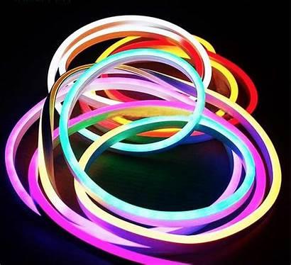 Rgb Strip Led Silicone Neon Flexible Meter