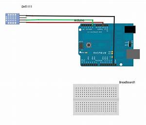 Projects From Tech  Dht11 With Adafruit Library And Arduino Mega 2560