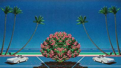 Vaporwave Wallpapers Aesthetic Background Computer Desktop Backgrounds