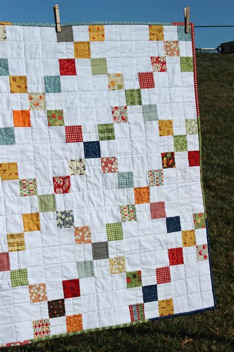 nine patch quilt baby quilt nine patch quilt quilted wee play