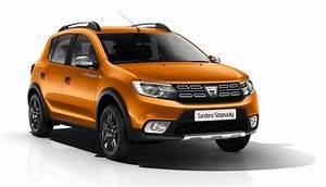 Nouveau Dacia Duster 2017 : gims 2017 la famille stepway et duster s offrent une s rie limit e groupe renault ~ Gottalentnigeria.com Avis de Voitures