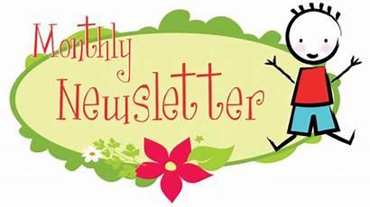 Newsletter Clipart Nursery January Preschool Deadline Transparent
