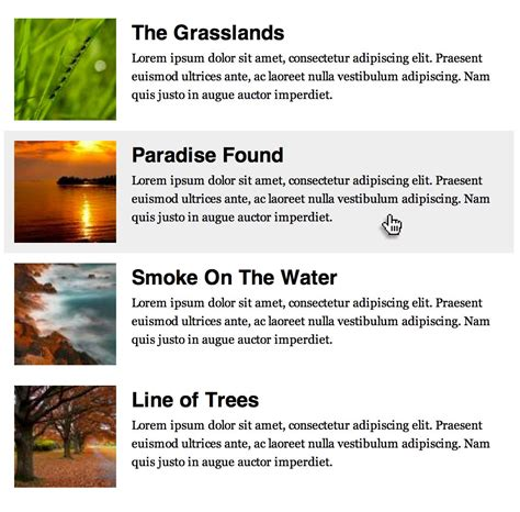 5 Simple and Practical CSS List Styles You Can Copy and ...