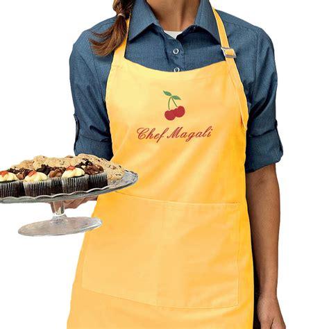 tablier de cuisine personnalisé homme tablier de cuisine personnalisé avec prénom brodé amikado