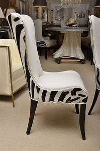 Beautiful Zebra Dining Room Chairs Ideas - Home Design