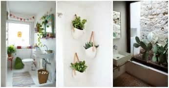 plants in bathroom design ideas home interior design