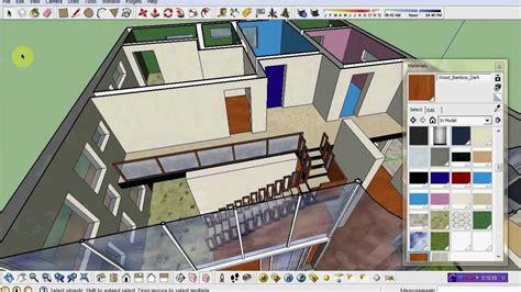 House Design Sketchup Timelapse