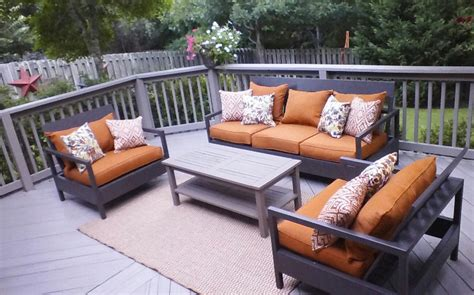 ana white outdoor patio furniture diy projects