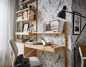 Ikea Petit Bureau : les plus beaux bureaux ikea pas chers et tendance shopper elle d coration ~ Melissatoandfro.com Idées de Décoration