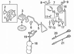 Audi A4 A  I  Pump  Power Brake Booster Vacuum Pump