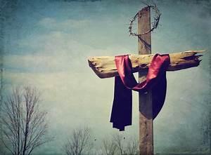 Good Friday Easter Cross | Time