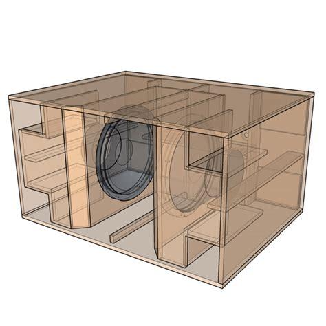 subwoofer box design 4th order bandpass design calculator audio judgement