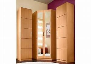 Armoire D Angle : armoire d 39 angle acheter armoires d 39 angle en ligne sur livingo ~ Teatrodelosmanantiales.com Idées de Décoration