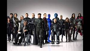The gallery for --> X Men 2000 Characters