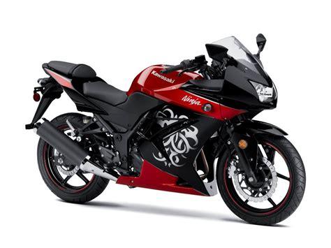 Kawasaki Recalls 2009-2010 Ninja 250r Bikes