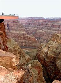 Grand Canyon Skywalk Glass Bridge
