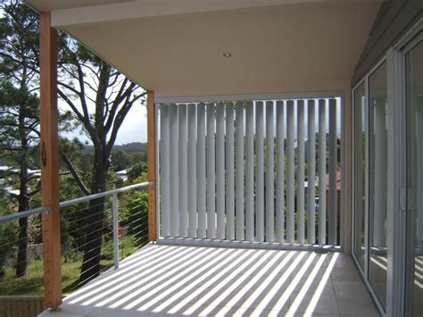 vertical aluminium shutters google search  deck