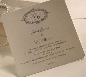 victorian personalised wedding invitations by beautiful With 2 wedding invitations