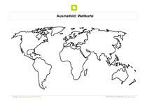 ausmalbilder landkarten kostenlose ausmalbilder