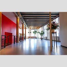 Foyer Met Een Spectaculair Uitzicht Op De Beroemde
