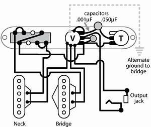 tele 3 way wire diagram telecaster guitar forum With telecaster wiring diagram telecaster wiring diagram 3 way telecaster