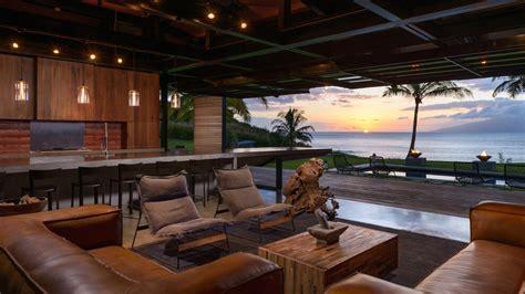 chambre moderne design une maison plain pied au cœur d un paysage paradisiaque à