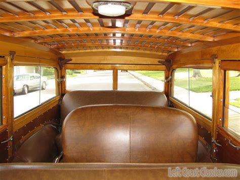 ford super deluxe  woody  sale