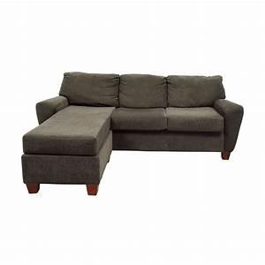 70 off west elm west elm l shape grey sofa sofas With gray sectional sofa west elm