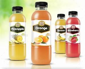 23 bottle labels psd vector eps jpg download for Juice bottle label design