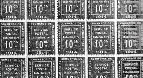 chambre du commerce valenciennes la chambre de commerce de valenciennes a eu timbre