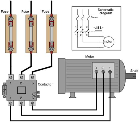 Electrical Engineering World Motor Control Circuits