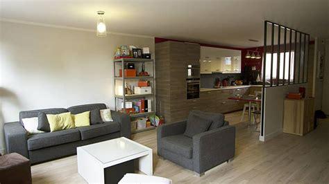 superbe creer une cuisine ouverte 2 avant apr232s cr233er une cuisine ouverte pour moderniser kirafes