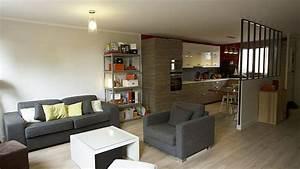 Avant / Après : Créer une cuisine ouverte pour moderniser son intérieur