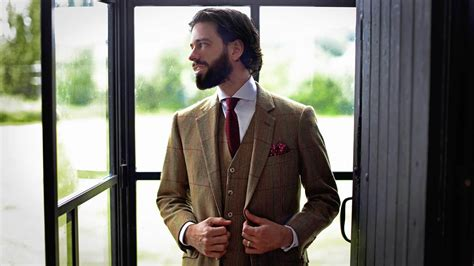 How To Style Men's Business Wear This Autumn/fall
