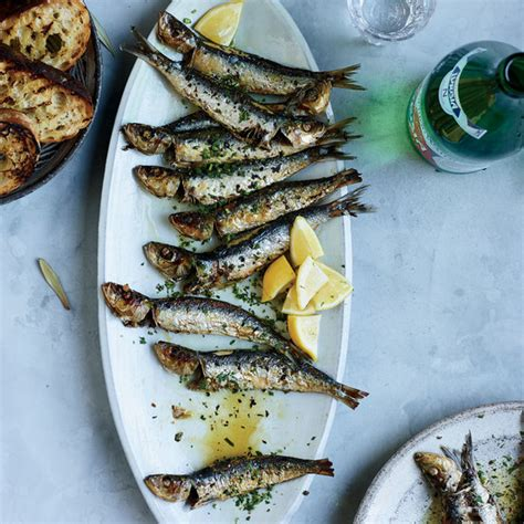 sardine cuisine whole sardines with parsley recipe chris behr food wine