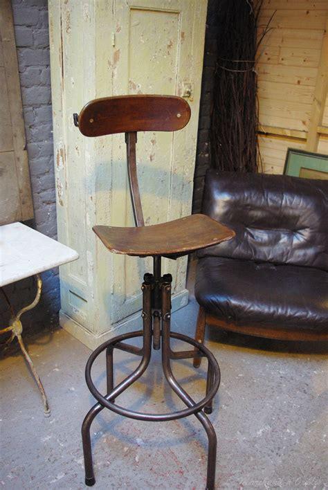 chaise industriel chaise haute industriel