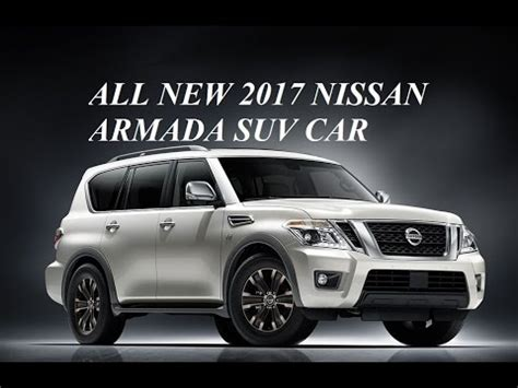 bester suv 2017 2017 nissan armada interior and exterior with specification best suv car