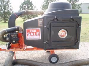 Dr Vacuum Commercial Leaf and Lawn
