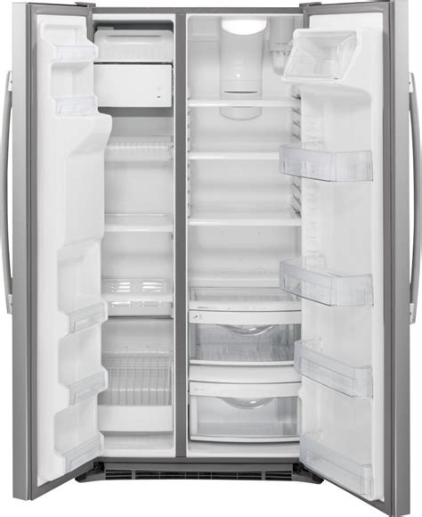 gzsdsjss ge    cu ft counterdepth side  side refrigerator