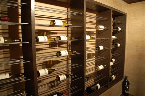 Building A Wine Closet by Diy Network S Mega Dens Featuring Specialty Tile Products