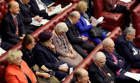 House of Lords 'making UK a MOCKERY' claims new analysis ...